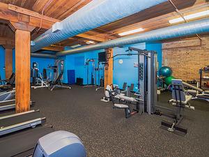 550 kingsbury gym